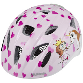 Alpina Ximo Flash - Casque de vélo Enfant - rose